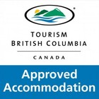 Tourism BC Approvced Accommodation